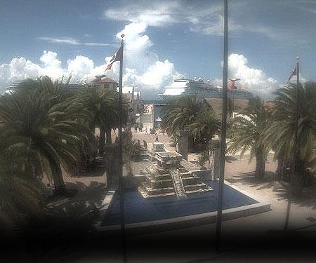 Puerta Maya Cruise Center Cam, Caribbean Islands, Resort Beach Vacation
