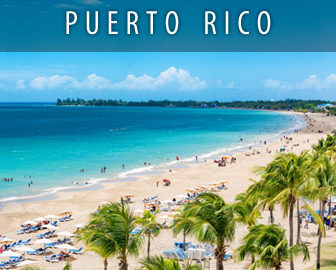 Puerto Rico Webcams, Caribbean Islands, Resort Beach Vacation