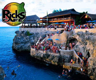 Rick's Cafe Jamaica Live Cam, Resort Beach, Caribbean Islands