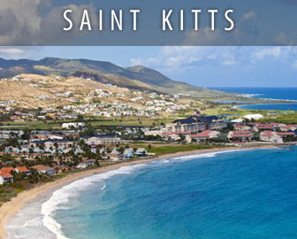 St Kitts & Nevis Webcams, Caribbean Islands, Resort Beach Vacation