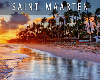 St Martin & Nevis Webcams, Caribbean Islands, Resort Beach Vacation