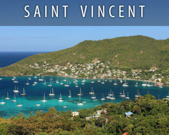St Vincent & Grenadines Webcams, Caribbean Islands, Resort Beach Vacation