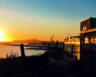Live Cam from Sam's Chowder House - Half Moon Bay