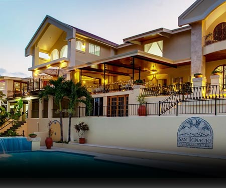 San Ignacio Resort Hotel in Belize, Caribbean Islands, Resort Beach Vacation