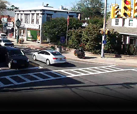 Sayville NY Downtown Cam