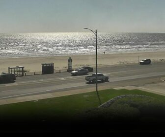 Galveston TX Seawall Cam