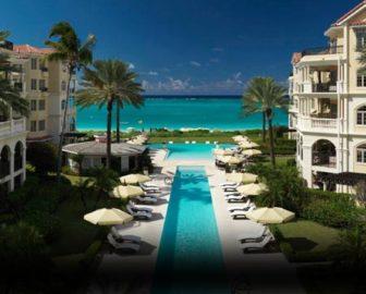 The Somerset on Grace Bay Live Webcam Turks & Caicos Resort Beach Vacation, Visit Caribbean Islands