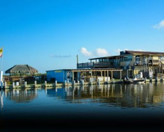 Stingaree Restaurant and Marina Webcam