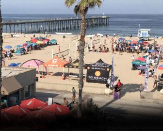Hermosa Beach StrandCam