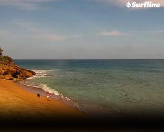 Puntas Surf Cam in Puerto Rico by Surfline