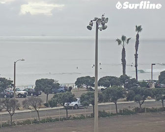 Ventura Point Surf Cam - Surfline
