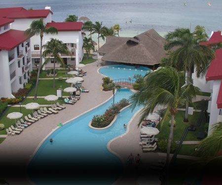 Live Cam from The Royal Cancun, Caribbean Islands, Resort Beach Vacation