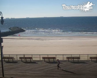 Long Beach NY Surf Cam from TheSurfersView