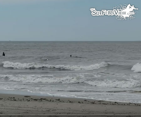 Rockaway Beach Surf Cam from TheSurfersView