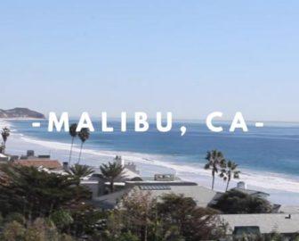 Video Tour of Malibu, CA