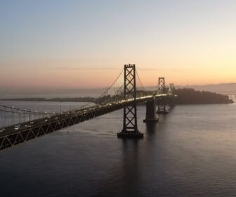 Video Tour San Francisco Bay Bridge