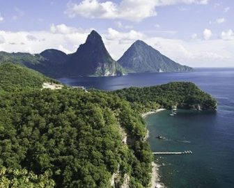 Visit Saint Lucia, Beach Vacation, Visit Caribbean Islands