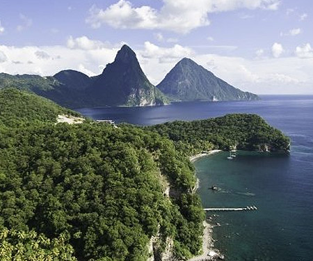 Visit Saint Lucia, Beach Vacation, Visit Caribbean Islands