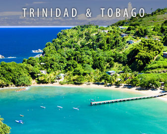 Trinidad & Tobago Webcams, Caribbean Islands, Resort Beach Vacation