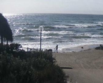 UC Santa Barbara Live Beach Cam