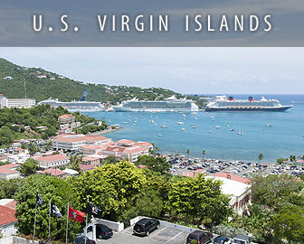 U.S. Virgin Islands Webcams, Caribbean Islands, Resort Beach Vacation