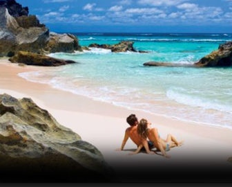 Bermuda, Caribbean Islands, Resort Beach Vacation
