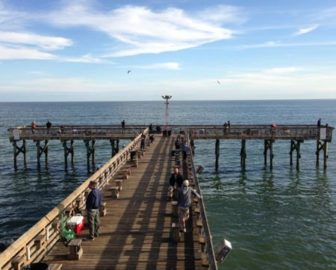 Galveston 61st St Fishing Pier Cam