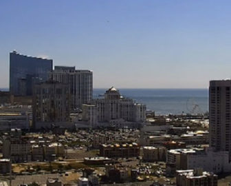 Claridge Hotel Webcam Atlantic City, NJ