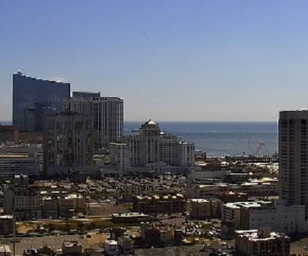 Claridge Hotel Webcam Atlantic City, NJ