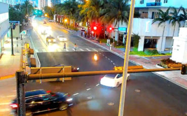 Live Cam from South Beach Miami