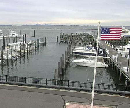 Atlantic Highlands Harbor in Atlantic Highlands, NJ by EarthCam