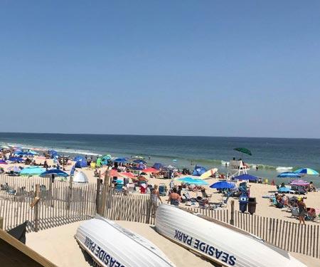 Seaside Park Beach Webcam
