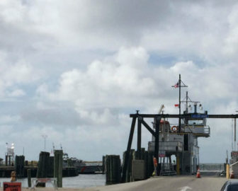 Hatteras Inlet Ferry Webcam Outer Banks