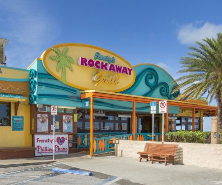 Live Cam from Frenchy's Rockaway Grill
