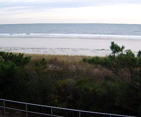 Sea Isle City Beach Cam - 57th Street