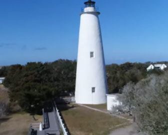 Ocracoke Lighthouse Tour Outer Banks, NC