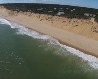 Aerial Video of Cape Cod