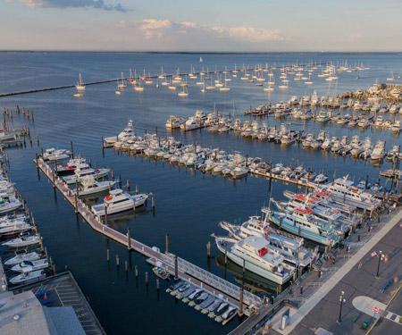 Atlantic Highlands Municipal Harbor Live Cam