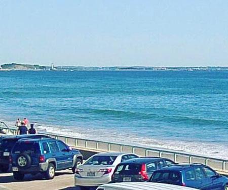 Nantasket Beach, Hull Surf Cam