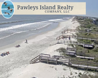 Pawleys Island Live Beach Cam