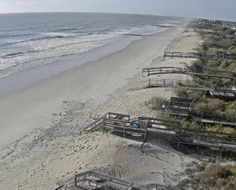 Pawleys Island Realty Live Cam Beach Surf