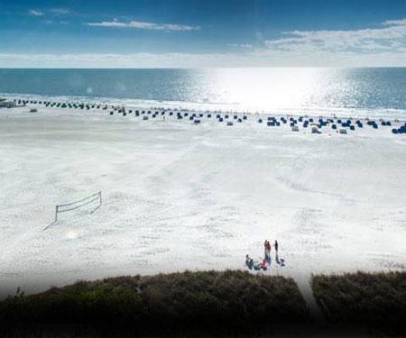 Pointe Estero Resort Live Beach Cam
