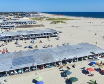 Silver Point Beach Club Live Cam, Atlantic Beach, NY