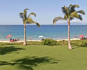 South Maui Beach Live Cam Hawaii