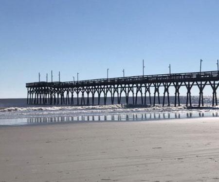 Sunset Beach Pier Webcam