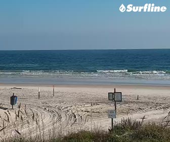 Crescent Beach Surf Cam by Surfline