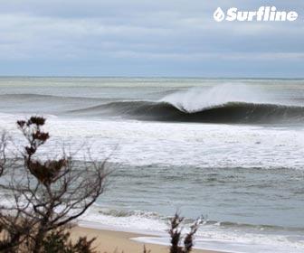 Frisco Pier Surf Cam by Surfline