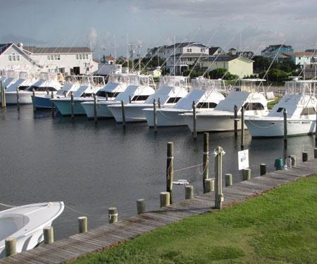 Hatteras Landing Marina Live Cam Outer Banks