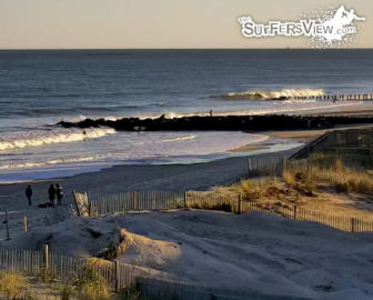 Bay Head Beach, NJ Surf Cam by TheSurfersView