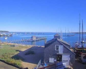 Vineyard Haven Harbor Live Cam Martha's Vineyard, Cape Cod